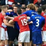 Manchester United accused after tunnel row