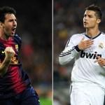 Cristiano Ronaldo tops Lionel Messi in earnings