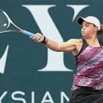 Barty claims Malaysian Open title