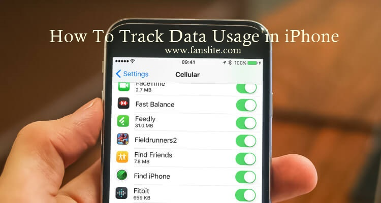 how to find data usage on iphone how to track iphone data usage for individual ios apps 20043