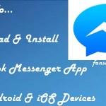 Install Facebook Messenger