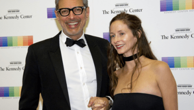Jeff Goldblum & Wife Emilie Welcome Baby Boy
