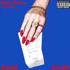 Katy Perry 'Swish Swish' Ft; Nicki Minaj