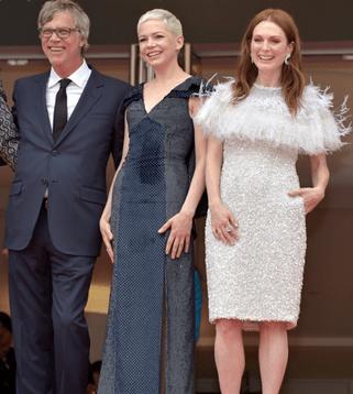Julianne Moore & Michelle Williams Premiere 'Wonderstruck'