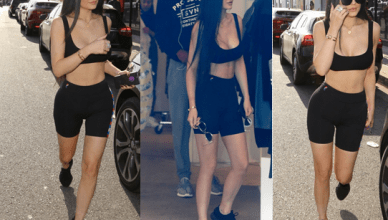 Kylie Jenner In New Outfit