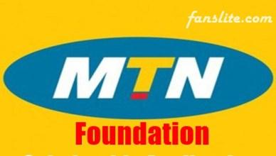 MTN Foundation Scholarship 2017