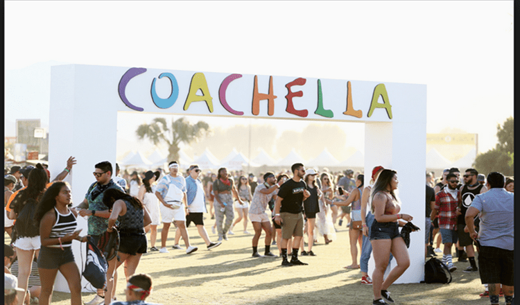 Coachella 2018 Festival Dates