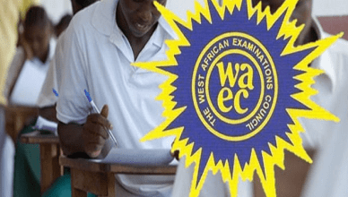 WAEC Registration Form