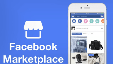 Facebook Marketplace for Buy And Sell