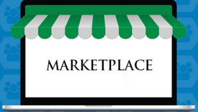 Online Facebook Marketplace