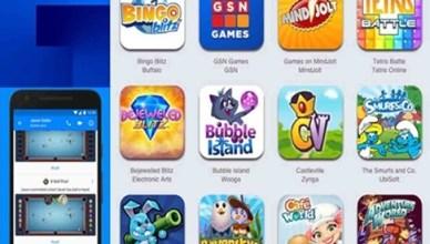 Facebook Kids Games