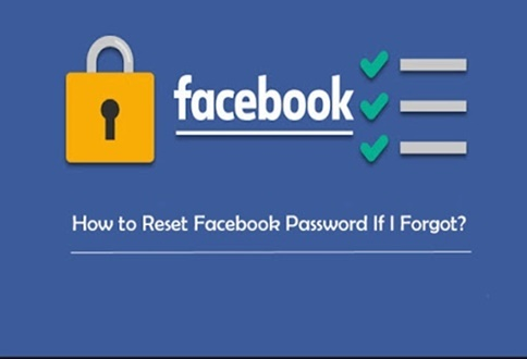 Reset Facebook Password Online