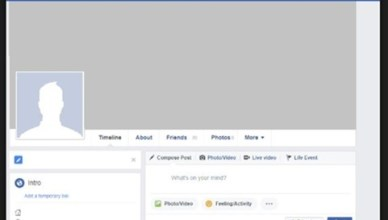 How to find Facebook user profile
