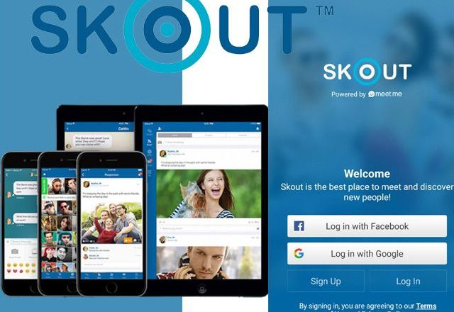 Sign Up Skout Account