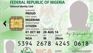 How to Apply for National Identity Number