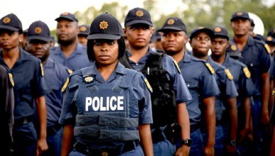 Police Salary in South Africa