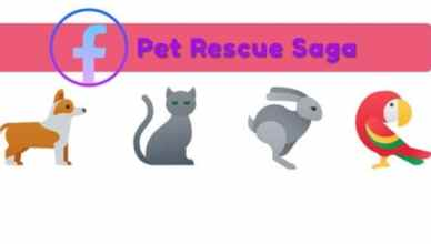 Facebook Pet Rescue Saga