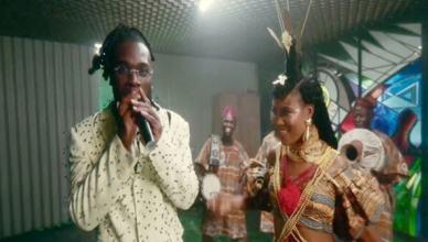 Burna Boy Wins Best Global Music Album