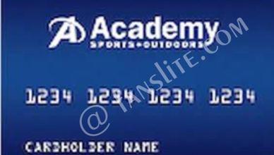APPLY FOR ACADEMY CARD – ACADEMY CREDIT CARD   ACADEMY CREDIT CARD LOGIN
