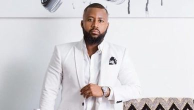 Cassper Nyovest is loving his 'expensive dad body'