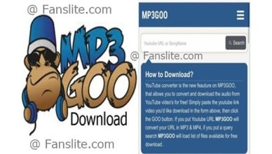 MP3GOO 2021 - Free Mp3 Song And Video Download – Mp3goo.com