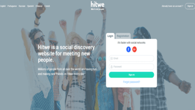 Hitwe Dating Site
