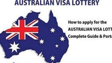 Australia Visa Lottery Online Application | How To Apply