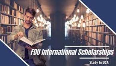 FDU Scholarships