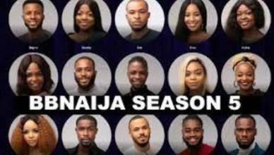 BBNaija Housemates Season 5 | Find Out the BBN Housemates Names and Pictures