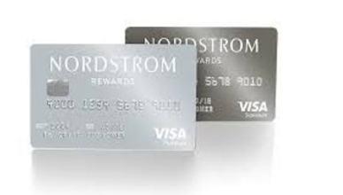 Nordstrom Visa Credit Card logo