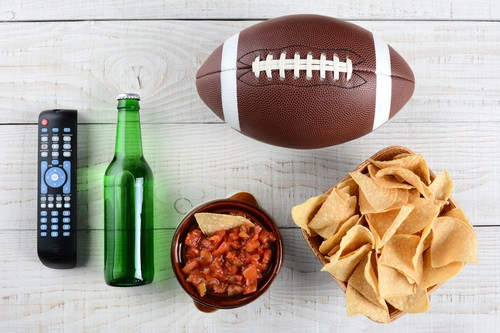 What Goes Best with the Big Game? Great Food!