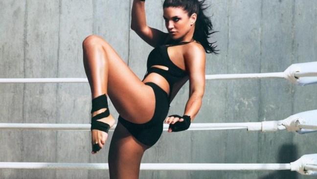 Wonder women - gal gadot fitness routine