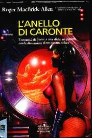 copertina di L'anello di Caronte