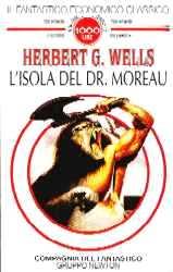 copertina di L'isola del Dr. Moreau