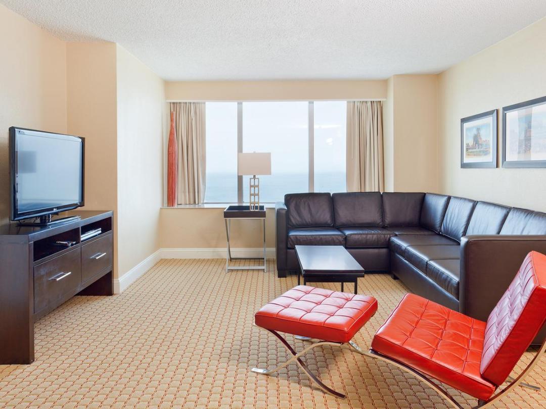 2bd Living Area