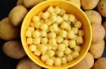 Gnocchi di patate.