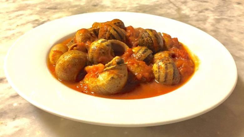 lumache piccanti
