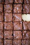 Brownies di cioccolato e noci