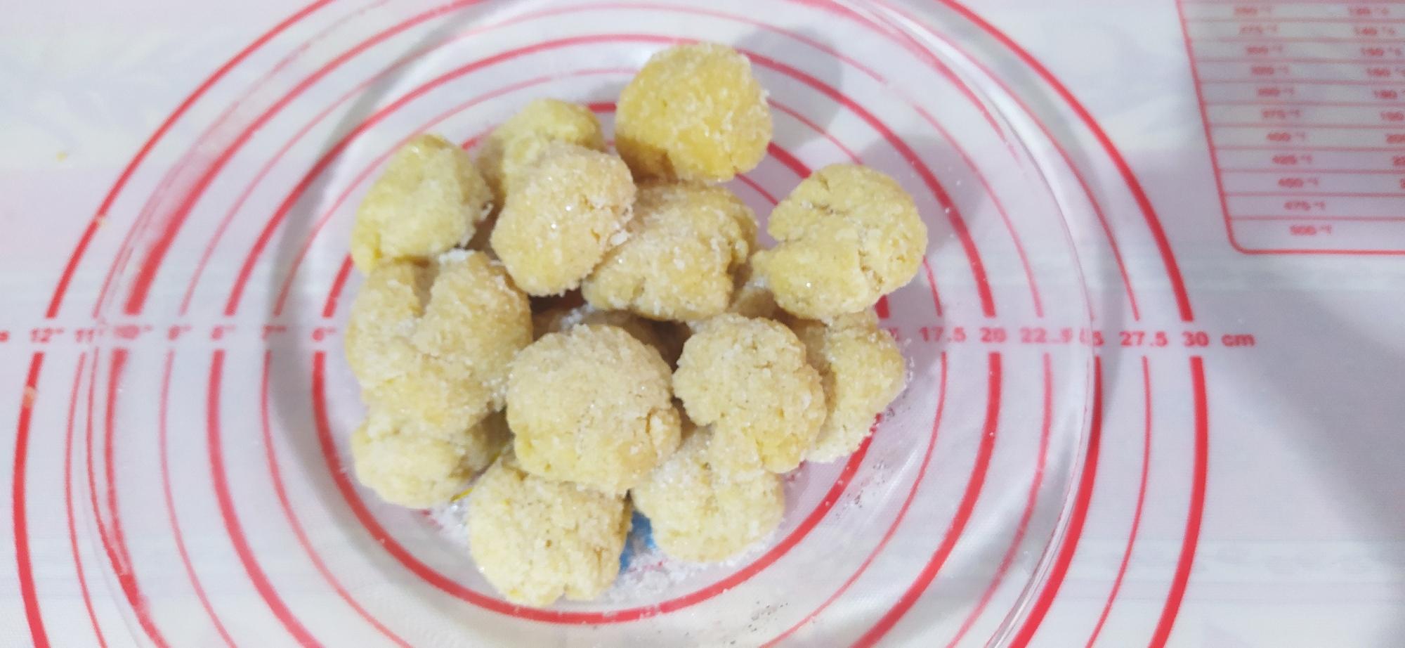 Biscotti morbidi al cocco