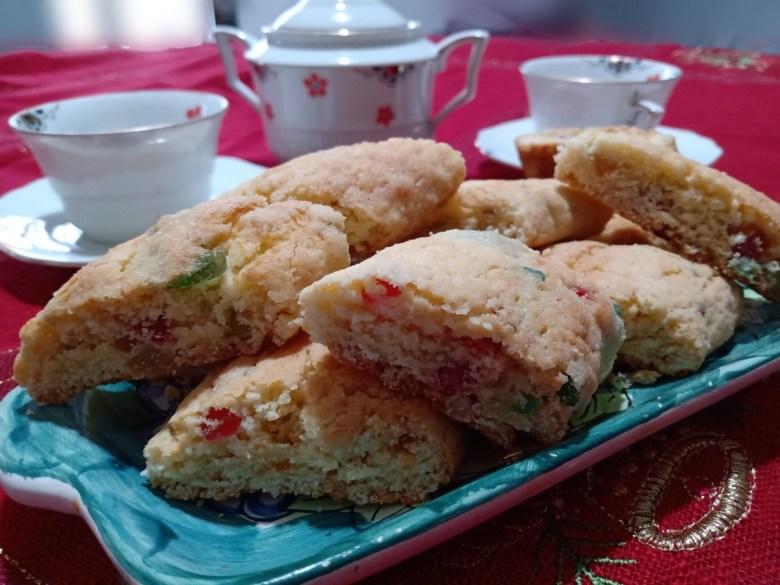 Biscotti parigini siciliani