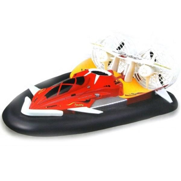 Лодка на воздушной подушке коллекционная модель корабля на ...