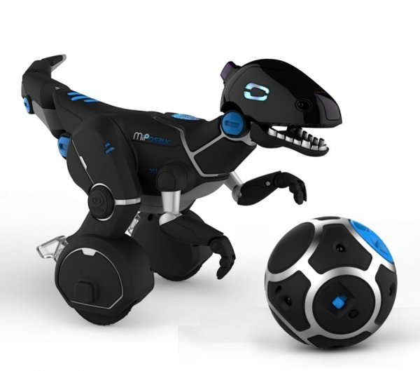 MiPosaur Тиранозавр - робот нового поколения, управляется ...