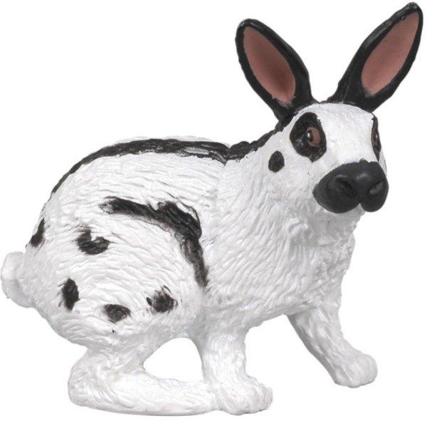 Кролик Немецкий пестрый великан, или строкач 4 см ...