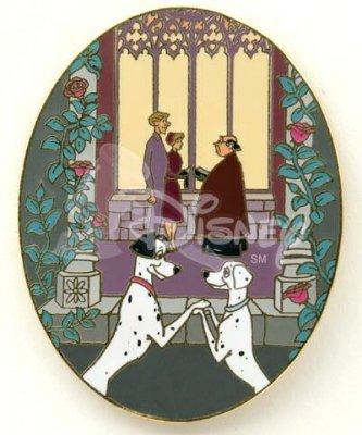 Pongo Amp Perdita At Roger Amp Anitas Wedding Pin From Our
