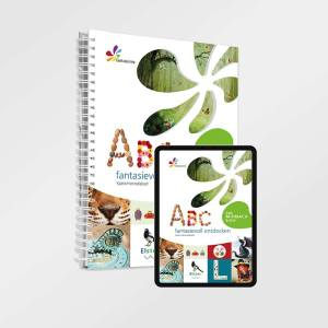 ABC fantasievoll entdecken - Buchstaben lernen • ABC lernen