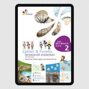 Zahlen & formen fantasievoll entdecken 2 - Lernmaterial für Kinder