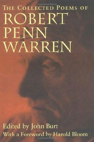 book cover of   The Collected Poems of Robert Penn Warren   by  Robert Penn Warren