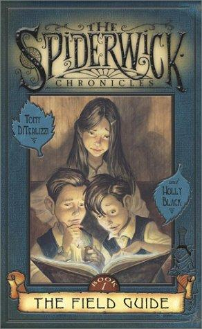 Cover of the First book of the spiderwick chronicles