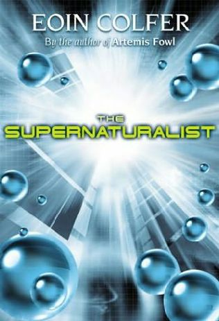 Supernaturalists cover