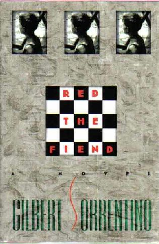 book cover of   Red the Fiend   by  Gilbert Sorrentino